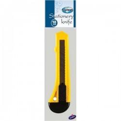 CENTRUM Нож макетен 18мм 80136