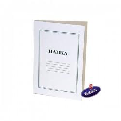 Реформ папка с машинка картонена 100бр.