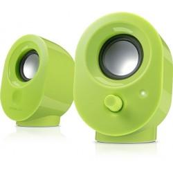 Тонколони SpeedLink Snappy Sl-8001 зелени