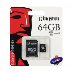 KINGSTON Mirco SD памет 64GB