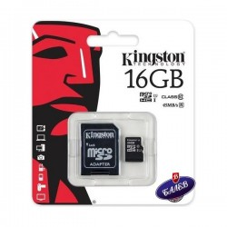 KINGSTON Mirco SD памет 16GB