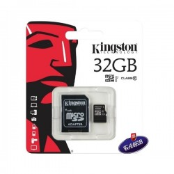 KINGSTON Mirco SD памет 32GB