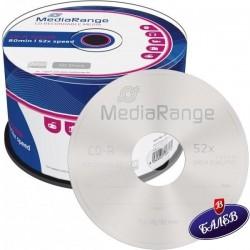 MEDIARANGE CD-R 700MB Шпиндел 50бр.