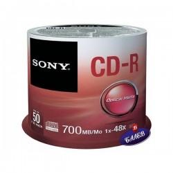 SONY CD-R 700MB Шпиндел 50бр.