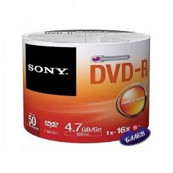 SONY DVD-R Шпиндел 50бр.
