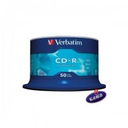 VERBATIM CD-R 700MB Шпиндел 50бр.