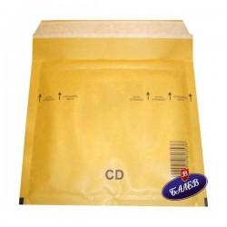 AIRPOC Плик 200/175 кафяв CD