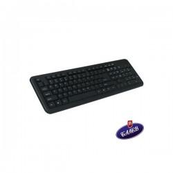 Клавиатура USB черна TK101