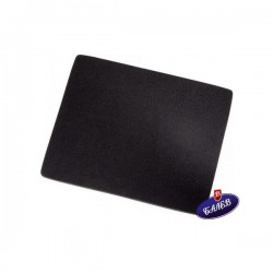 Подложка за мишка текстилна черна