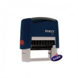 TRAXX Печат PR20 14/38мм син 9011