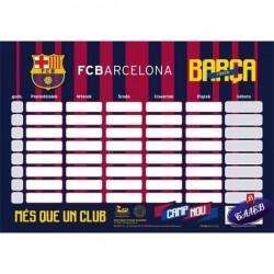 Barcelona седмична програма FC-202