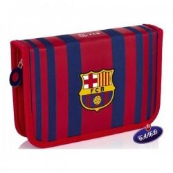 Barcelona несесер пълен 1цип FC-185