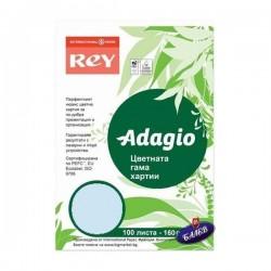 ADAGIO картон Blue А4 100л.