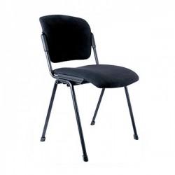 Посетителски стол ERA BLACK чрн