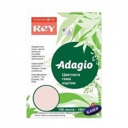 ADAGIO картон Pink А4 100л.