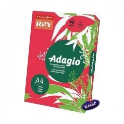 ADAGIO картон Red А4 250л.