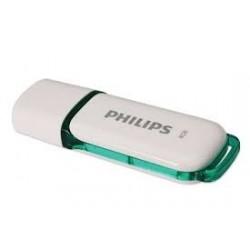 PHILIPS USB FLASH 8GB SNOW