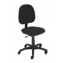 Работен стол SATURN ECO черен
