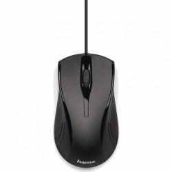 Мишка оптична HAMA MC-200 черна
