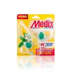 MEDIX WC БЛОК Lemon 55g