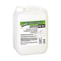 Medix Professional Препарат за миене на съдове, балсам, професионален, 5 L