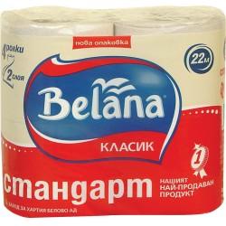 Belana Classic тоалетна хартия оп.4