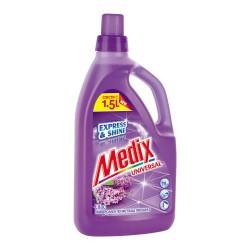 Medix Препарат за почистване Express & Shine, универсален, люляк, 1.5 L