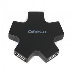 Хъб USB OMEGA 4 порта
