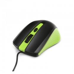 Mишка OMEGA OM-05 3D зелена