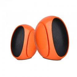 Тонколонки OMEGA OG-117B оранжеви