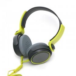 Слушалки FIESTA FH0014 зелени