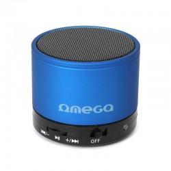 Bluetooth тонколонка OMEGA- OG47 синя