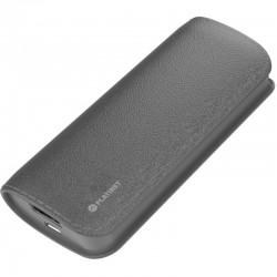 Външна батерия Platinet 5200 mAh сива