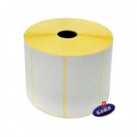 Етикети термо принтер 56х25 900бр.