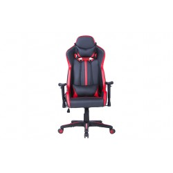 Геймърски Стол ESCAPE черен + червен