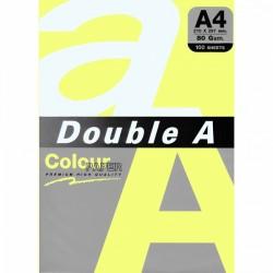 DOUBLE A хартия А4 100л Butter