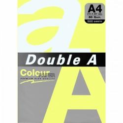 DOUBLE A хартия А4 500л Butter
