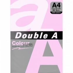 DOUBLE A хартия А4 500л Pink