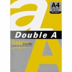 DOUBLE A хартия А4 100л Gold