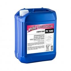 Medix Professional Течен сапун, кремообразен, за чувствителна кожа, PC 500, 5 l
