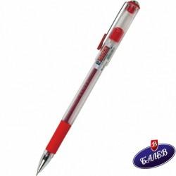 Химикалка REBNOK HI POINT FINE червена