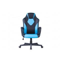 Геймърски стол STORM червен/черен