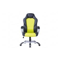 Геймърски стол VIKING син/черен