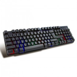Геймърска Клавиатура VAR GAMING REBEL RGB