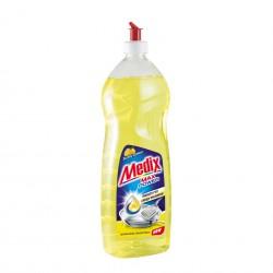 Medix Препарат за миене на съдове Max Power, слънчев лимон, 900 ml, жълт