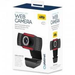 Web Камера С Микрофон Platinet 480p USB PCWC480
