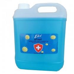 Антибактериален гел за ръце Elvi 4 литра