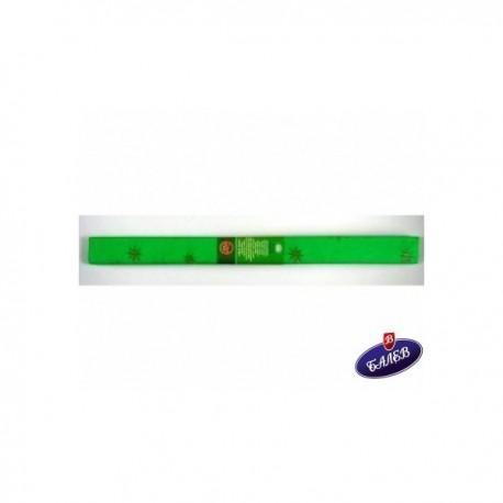 KOH-I-NOOR Креп хартия зелена+злато 200/50