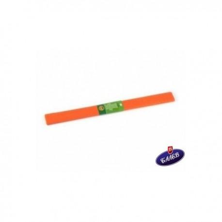 KOH-I-NOOR Креп хартия оранжева 200/50