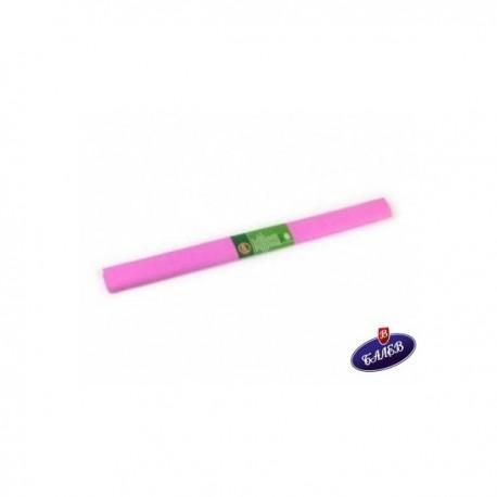KOH-I-NOOR Креп хартия розова 200/50